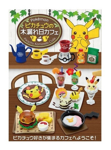 Pokemon: Komorebi Cafe - Mini-Figure (Blind Box)