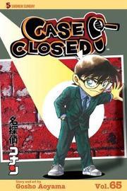 Case Closed, Vol. 65 by Gosho Aoyama