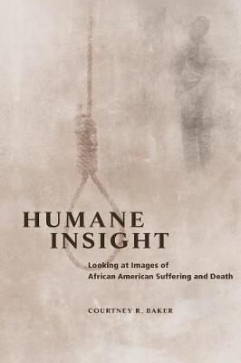 Humane Insight by Courtney R Baker image