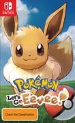 Pokemon Let's Go Eevee! for Nintendo Switch