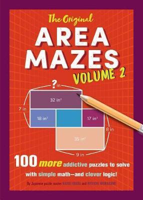 The Original Area Mazes, Volume 2 by Naoki Inaba