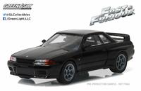 1/43: Nissan Skyline GT-R - Fast 7 - Diecast Model
