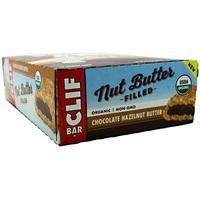 Clif Bar Nut Butter Filled - Chocolate Hazelnut Butter (12x50g)