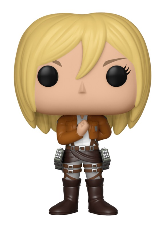 Attack on Titan - Christa Pop! Vinyl Figure