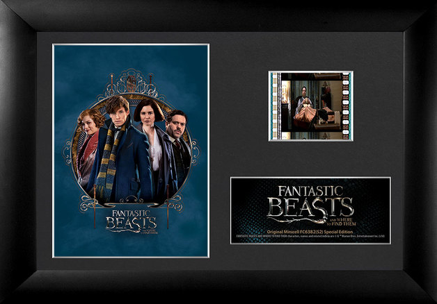 FilmCells: Mini-Cell Frame - Fantastic Beasts (Squad)