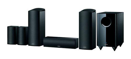 Onkyo SKS HT588 5 1 2 Channel Home Cinema Speaker System