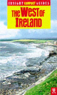 The West of Ireland Insight Compact Guide by Rachel Warren image