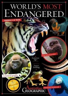 World's Most Endangered by Karen McGhee