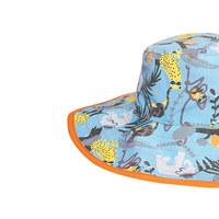 Banz Carewear: Reversible Sunhat - Jungle (2-5 years)