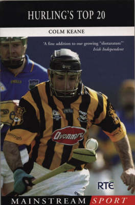Hurling's Top 20 by Colm Keane image