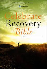 Celebrate Recovery Bible by International Bible Society image