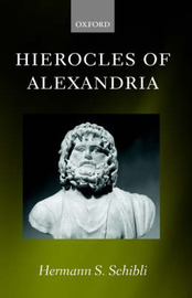Hierocles of Alexandria by Hermann S. Schibli image
