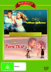 Moon-Spinners / Parent Trap (1961) - Collector's Double Pack (2 Disc Set) on DVD