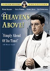 Heaven's Above on DVD