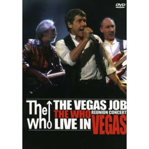 Who, The - The Vegas Job on DVD