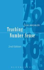 Teaching Number Sense by Julia Anghileri image
