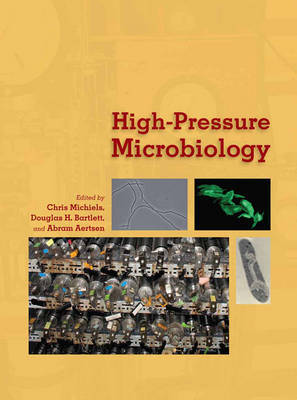 High-pressure Microbiology by Chris Michiels image