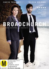 Broadchurch - Season One on DVD