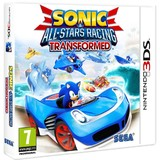 Sonic & All-Stars Racing Transformed for Nintendo 3DS