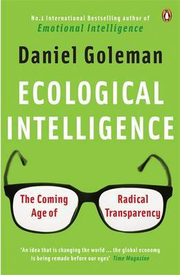 Ecological Intelligence by Daniel Goleman image