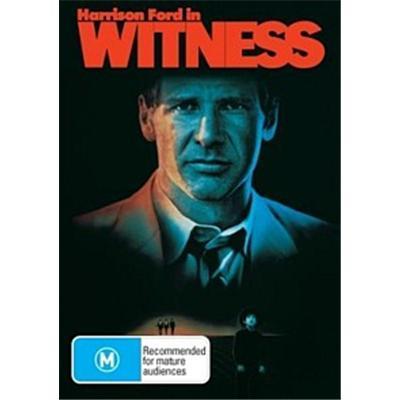 Witness on DVD