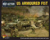 Bolt Action: US Armoured Fist Platoon