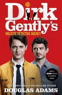 Dirk Gently's Holistic Detective Agency by Douglas Adams image