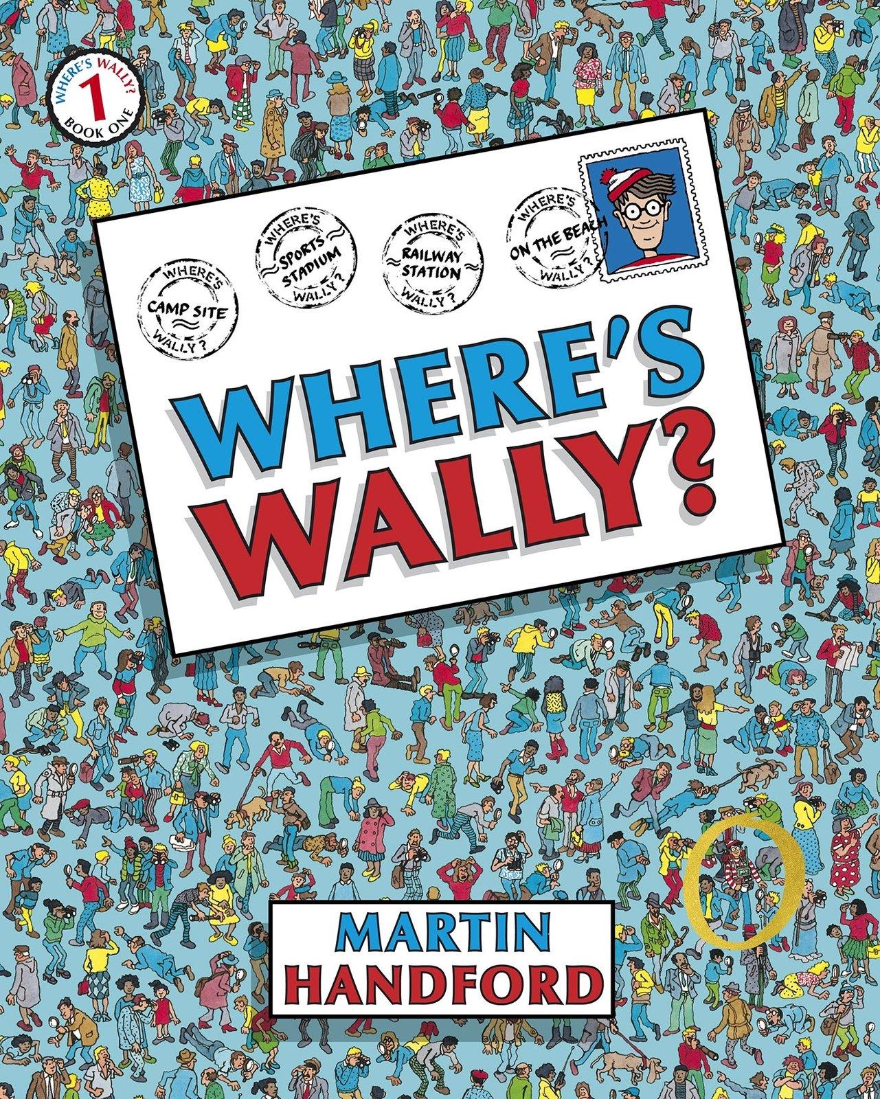 Where's Wally? by Martin Handford image