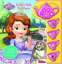 Sofia the First Tea Set Book