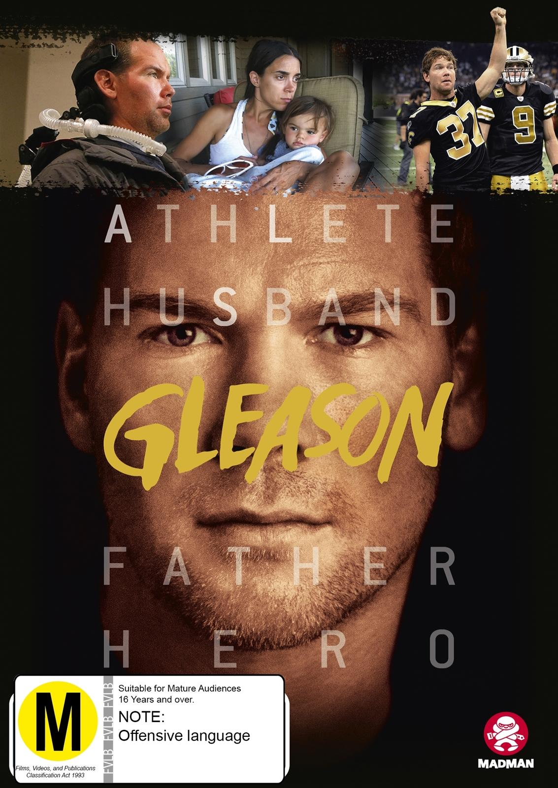 Gleason on DVD image