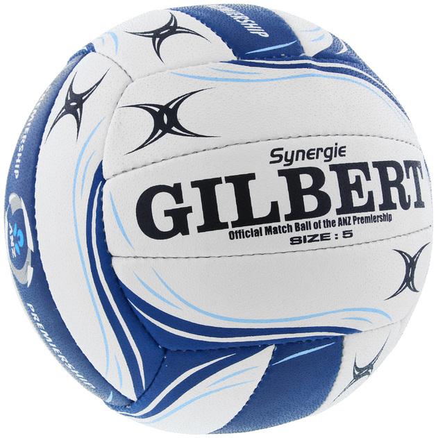 Gilbert ANZ Champs Synergie Netball