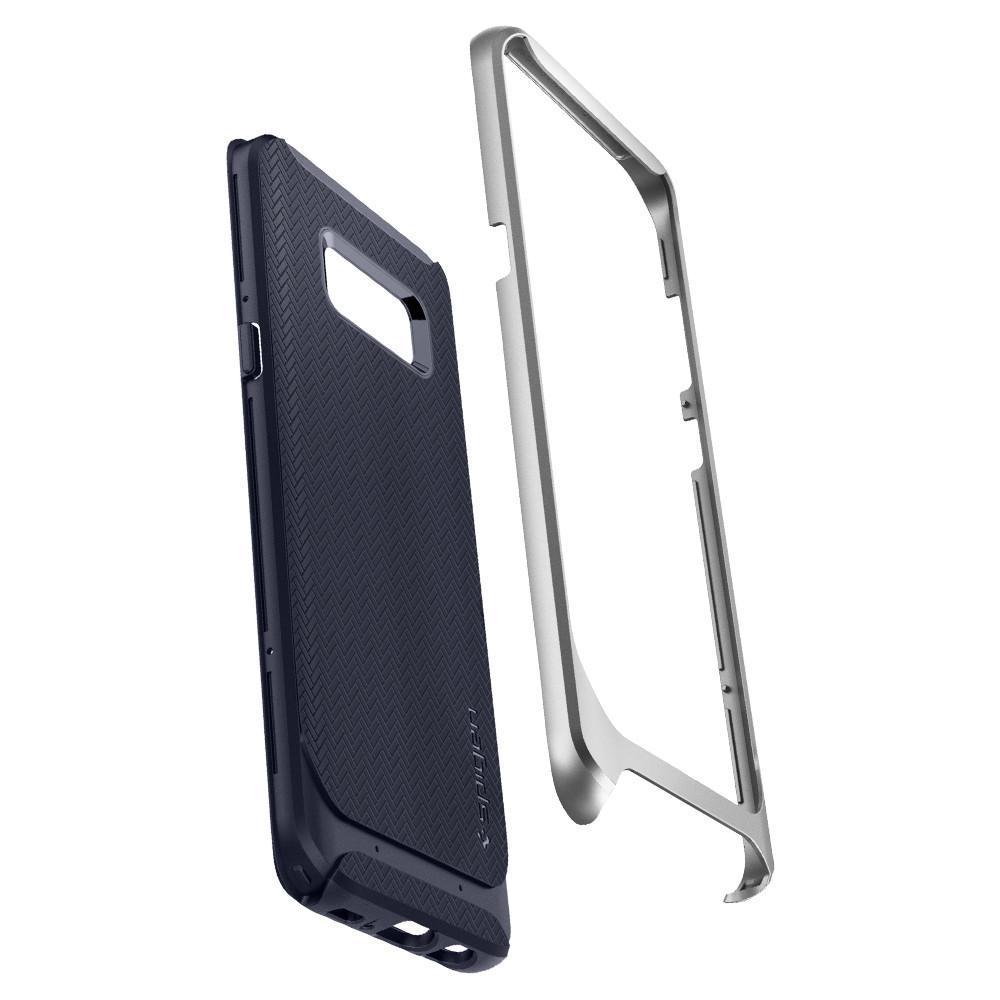 Spigen: Galaxy S8 - Neo Hybrid Case (Arctic Silver) image