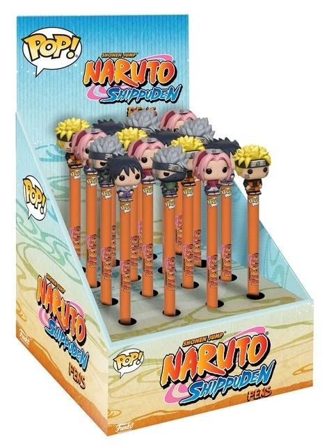 Naruto: Series 1 - Pop! Pen Topper - (Sasuke) image