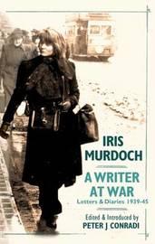 A Writer at War by Peter Conradi image