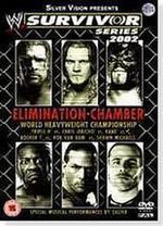WWE - Survivor Series 2002 on DVD