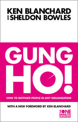 Gung Ho! by Kenneth Blanchard image