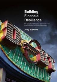Building Financial Resilience by Jerry Buckland