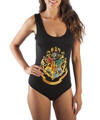 Harry Potter: Hogwarts Crest - Bodysuit (Medium)