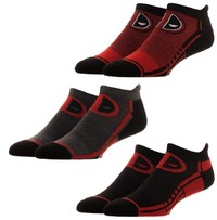 Marvel: Deadpool - Active Ankle Socks (3-Pack)