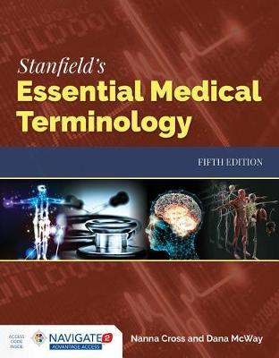 Stanfield's Essential Medical Terminology by Nanna Cross image
