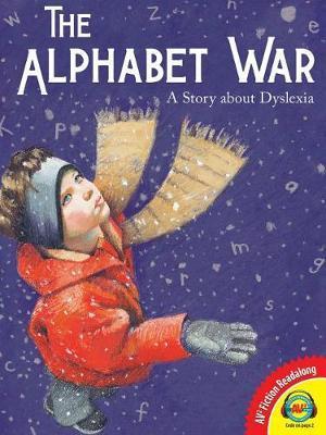 The Alphabet War by Diane Burton Robb image