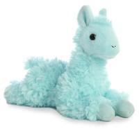 Aurora: Mini Flopsies - Teal Llama