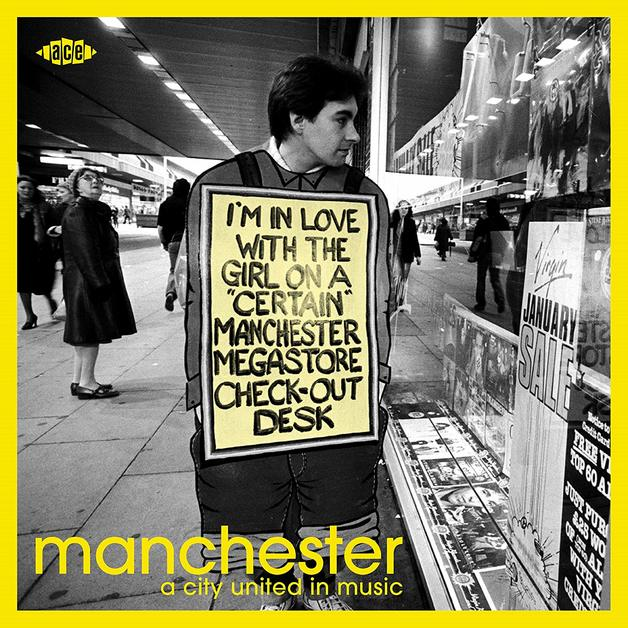 Manchester - A City United in Music by Various Artists