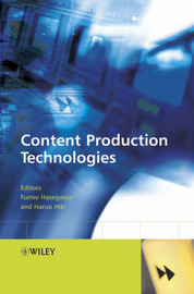 Content Production Technologies image