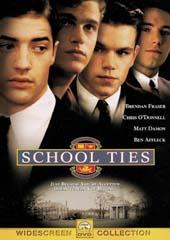 School Ties on DVD