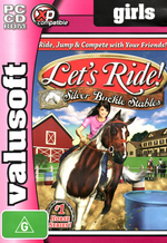 Lets Ride! Silver Buck Stables for PC Games