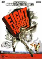 Eight Legged Freaks on DVD