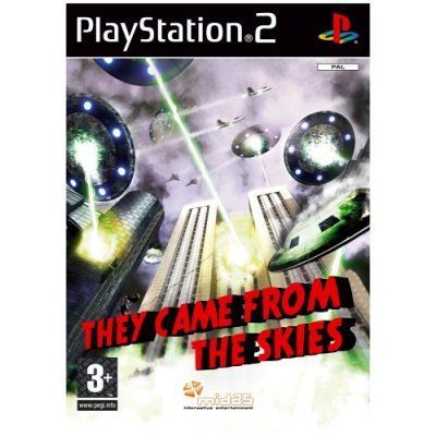 They Came From the Skies for PlayStation 2