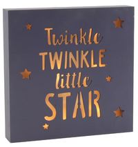 Lightbox - Twinkle Twinkle Little Start - Purple
