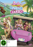 Barbie & Her Sisters In A Puppy Chase DVD